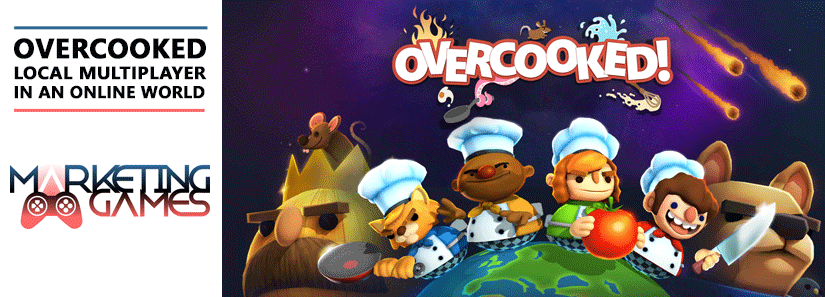 Overcooked: Local Multiplayer in an OnlineWorld